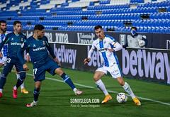 CD. Leganés (2-0) Espanyol