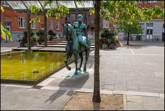 The Horseman | Aalborg, Denmark