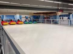 Unreal Ice synthetic ice rink in Sofia (Bulgaria) 2