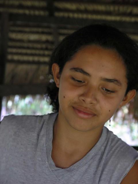 Young Woman, Amazonas, Brazil