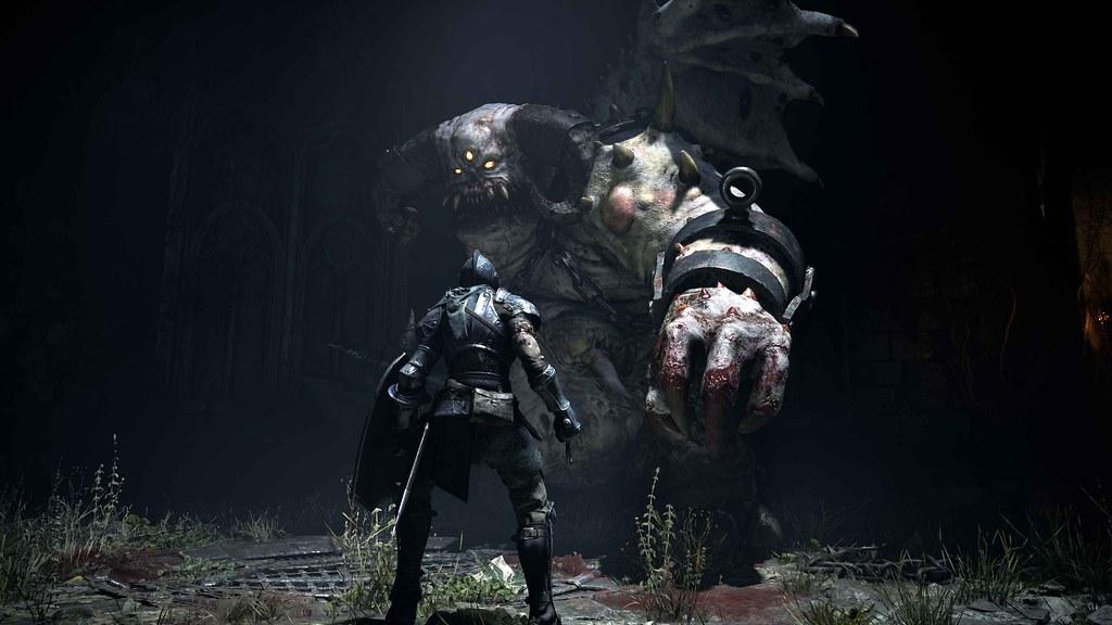 50652810111 20c0c9ec9a b - Demon's Souls: Gameplay der Extraklasse