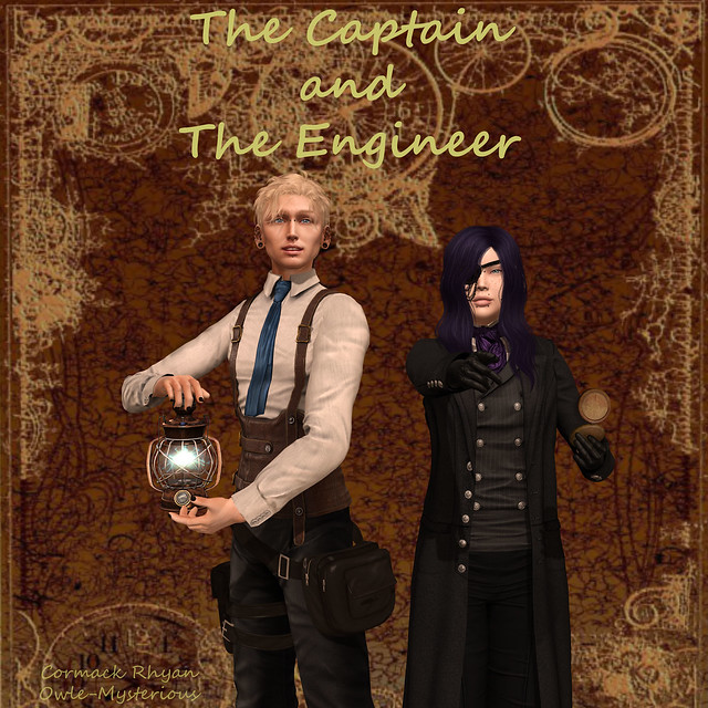 1. The Captain and The Engineer