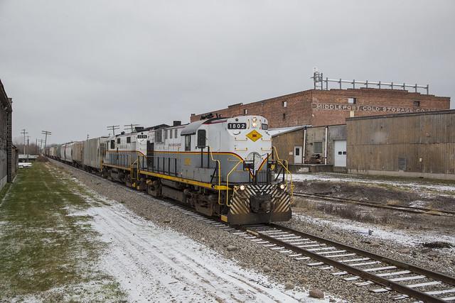 FRR 1802 at Middleport