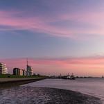 23. November 2020 - 17:22 - Bremerhaven hat Farbe ;-)