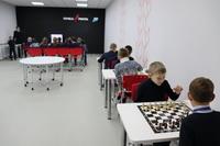 Открытый урок по шахматам