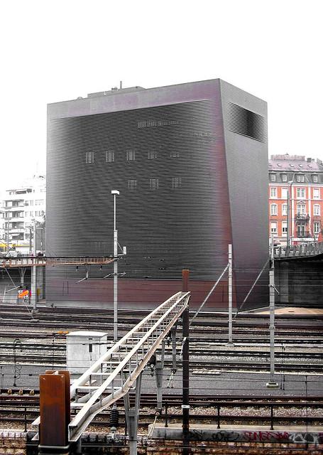 Basel - Zentralstellwerk SBB