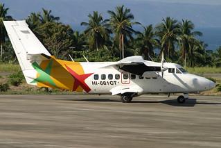 HI-681CT. LET-410. Servicios Aereos Profesionales. MDAB.