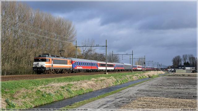 RXP 9901   Lisse   01-03-2020