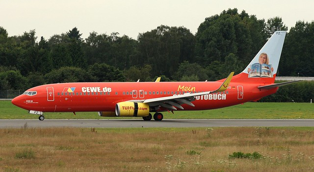 TUIfly, D-AHFZ, MSN 30883, Boeing 737-8K5, 05.08.2012, HAM-EDDH, Hamburg