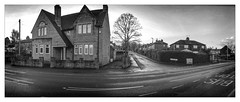 Victoria Avenue (film: panorama)