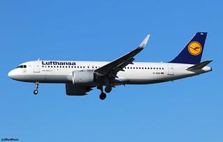 Lufthansa Airbus A320-271N D-AINA