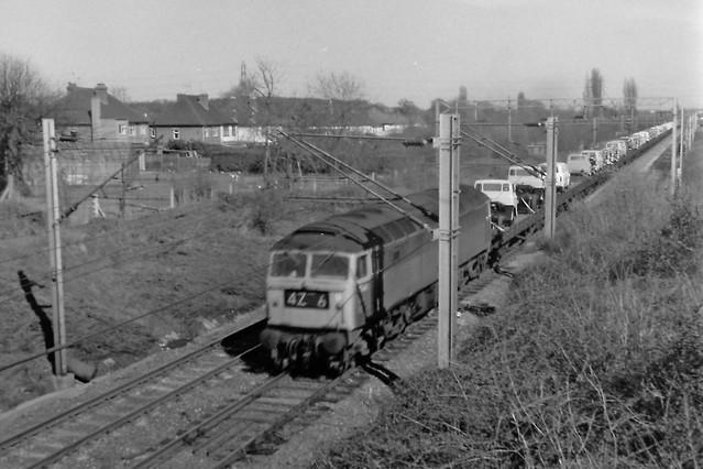 Class 47 Tile Hill