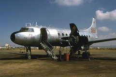 Convair 440 CP-2142, La Paz, Bolivia 23Sep94