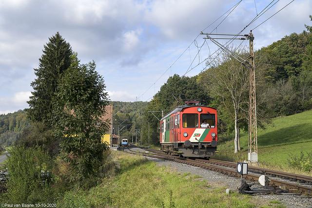 StB - Gleichenbergerbahn ET 2, 10-10-2020