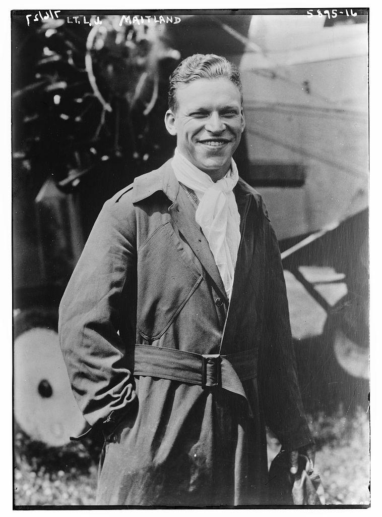 Lt. L.J. Maitland (LOC)