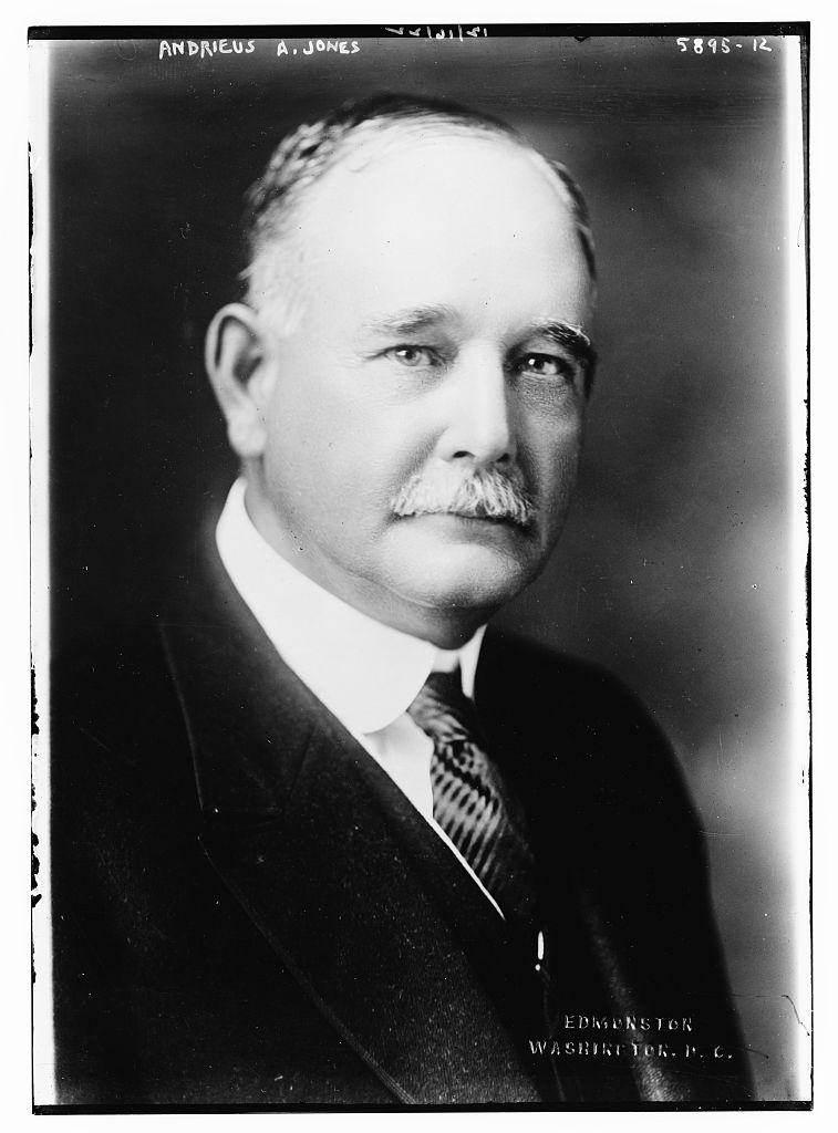 Andrieus A. Jones (LOC)