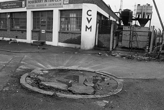 Lee Valley Trading Estate, Angel Rd, Upper Edmonton, 1983 34k-46