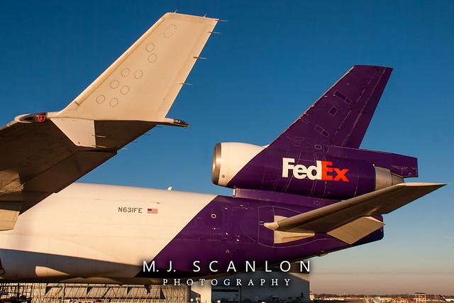 N631FE FedEx | McDonnell Douglas MD-11F | Memphis International Airport