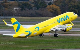 ViVa Air Colombia A320-251N msn 10313 F-WWBH / HK-5361