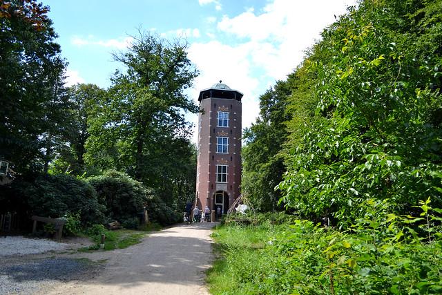 Uitkijktoren De Koepel Buurtbosch Lunteren