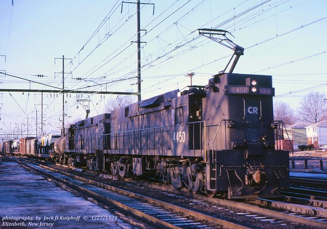 CR 4450-4460 ENGP-5 Elizabeth, NJ. 1-27-1979