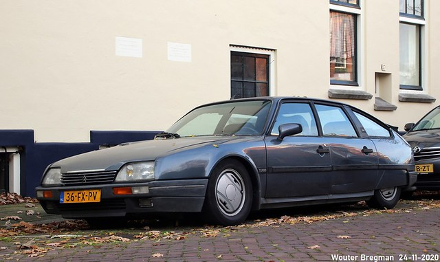 Citroën CX 25 GTi Turbo 2 1988