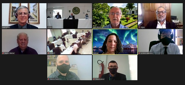 25 a 27-11-2020 - 341ª SESSÃO PLENÁRIA ORDINARIA DO CFMV, Ambiente virtual