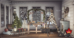 Trompe Loeil - The 2020 Advent Calendar Gacha for The Arcade