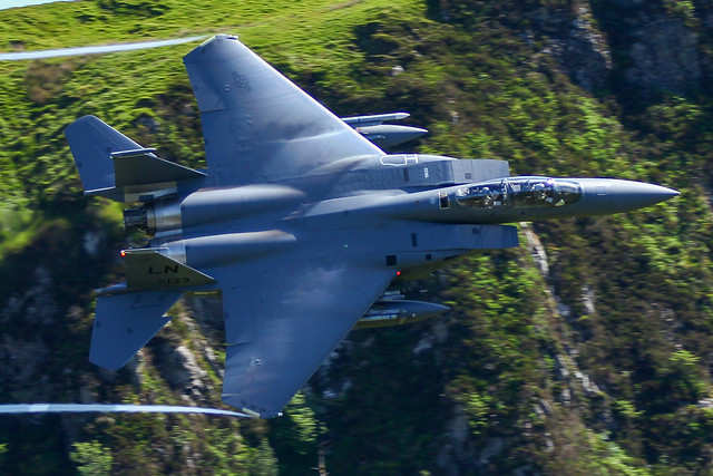 98-0133 USAF F-15E Strike Eagle