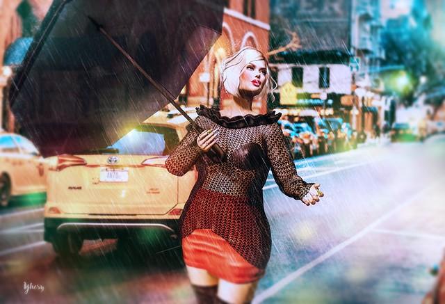 Cantando bajo la lluvia