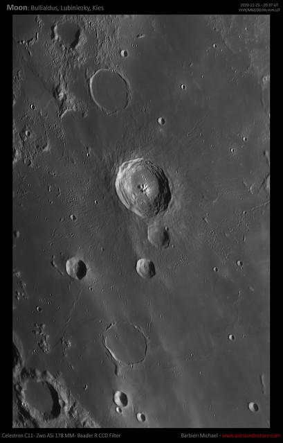 Moon: Bullialdus
