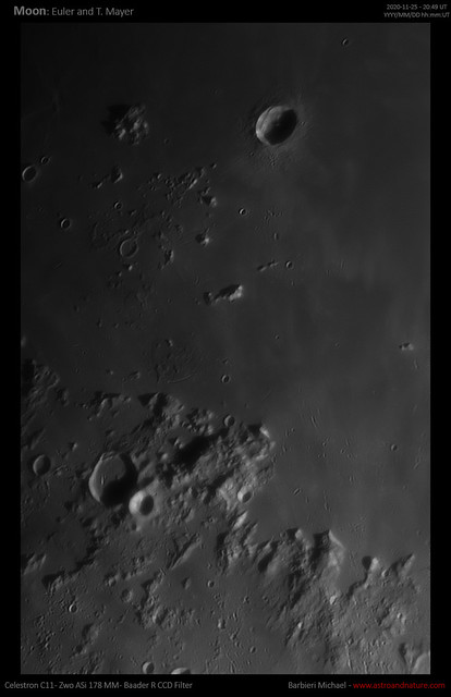 Moon: Euler and T. Mayer