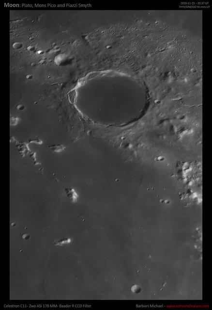 Moon: Plato