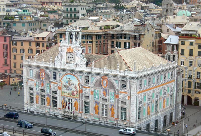 Palazzo San Giorgio.