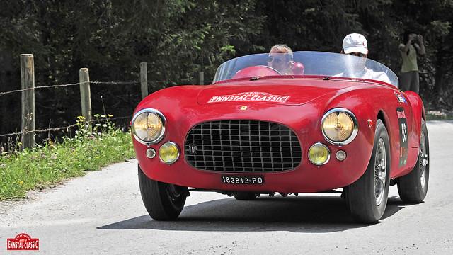 1951 Ferrari 212 Export Sport Spyder Ennstal-Classic (c) Bernard Egger :: rumoto images 2398 cc