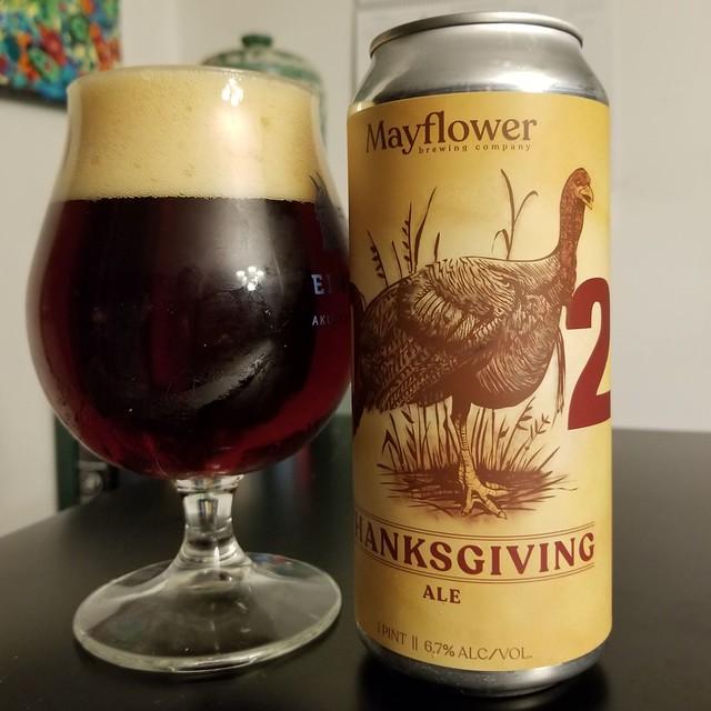 Thanksgiving Ale (2020)