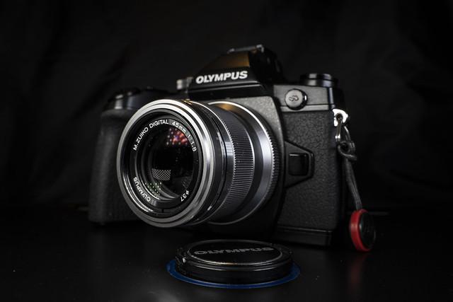 OMD E-M1/Zuiko 45mm f/1.8