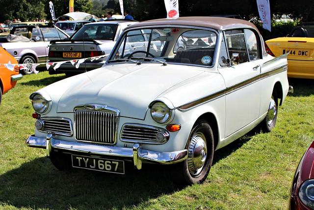 846 Sunbeam Rapier Ser.IIIA (1962) TYJ 667