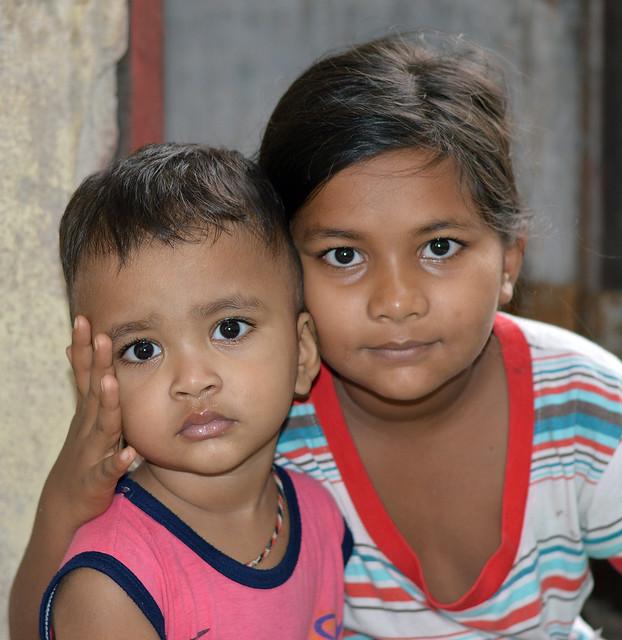 rohyinga children