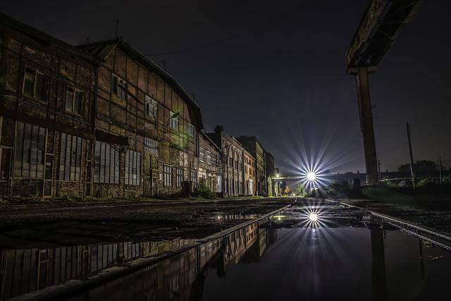 Gdansk...lost places...II...
