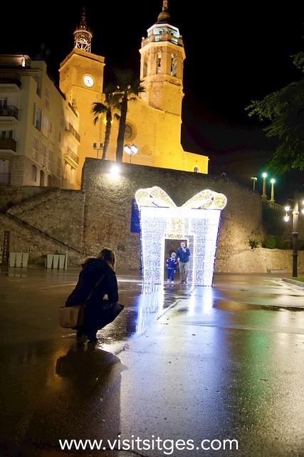 Llums de Nadal Sitges 2020