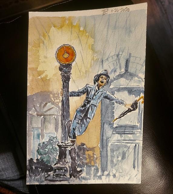 Doodlewash - November Art Challenge