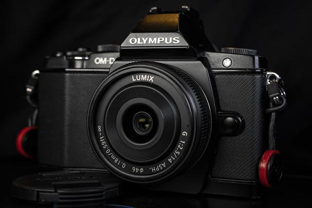 OMD E-M5/Lumix 14mm f/2.5