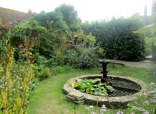 Rye, Garden of Lamb House