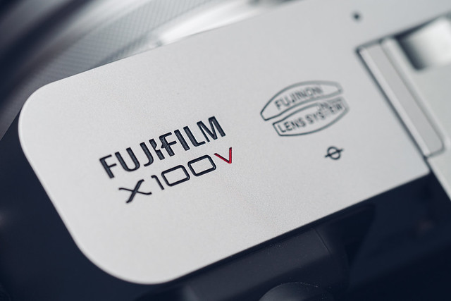 X100V FUJIFILM 富士