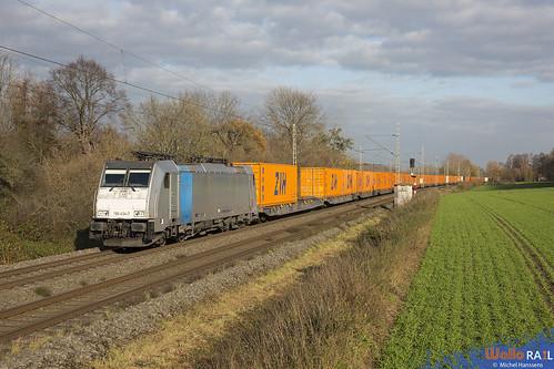 186 434 . Crossrail . 43440  . Herzogenrath . 26.11.20