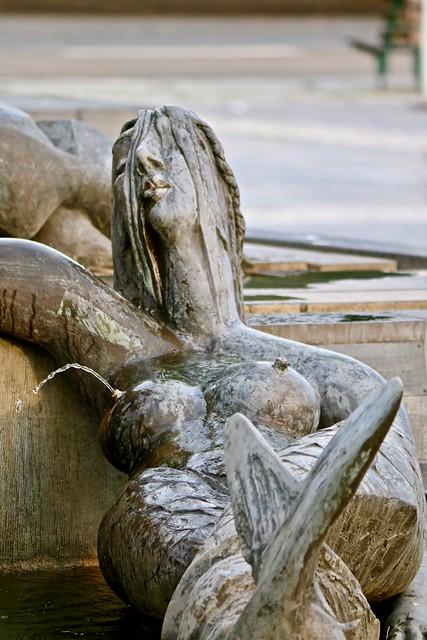 The Leaking Mermaid