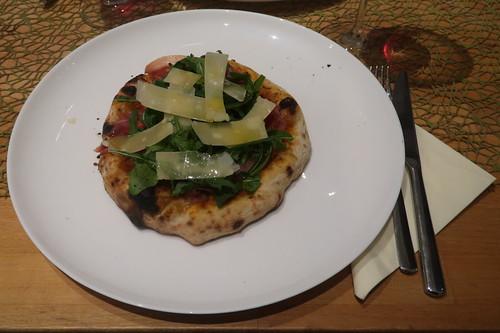 Kleine Pizza Parma