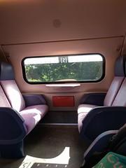 En route to Frankfurt