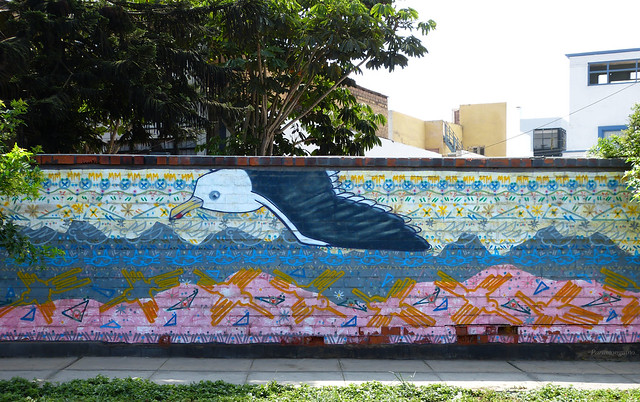 PERUVIAN GRAFFITI
